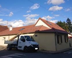 Bordeau Couverture - Beaumont-sur-Oise - Couvreur